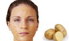 Patates Maskesi Nasıl Yapılır, Faydaları Nelerdir, Kullananlar Memnun Mu?