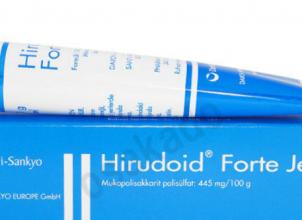 Hirudoid Forte Jel Nasıl Bir Şeydir, Hangi Durumlarda Kullanılır?