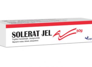 Solerat Jel Ne İçin Kullanılır?