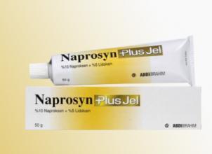 Naprosyn Plus Jel Ne İçin Kullanılır, Fiyatı?