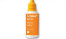 Betasalic Losyon Ne İşe Yarıyor, Fiyatı Nedir?
