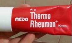 Thermo Rheumon Krem Ne İçin Kullanılır, Fiyatı?