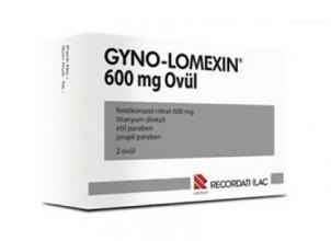 Gyno Lomexin Fitil (Ovül) Ne İçin Kullanılır, Fiyatı?
