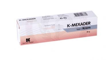 K-Mexader Krem Ne İçin Kullanılır, Fiyatı?