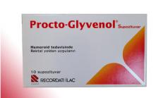 Procto-Glyvenol Fitil (Supozituvar) Niçin Kullanılır, Muadili?