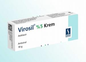 Virosil Krem Niçin Kullanılır, Muadili?