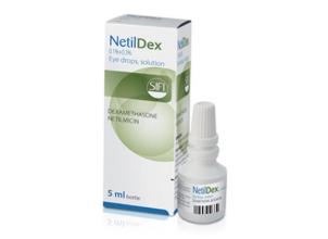 Netildex Göz Damlası Ne İçin Kullanılır, Fiyatı?